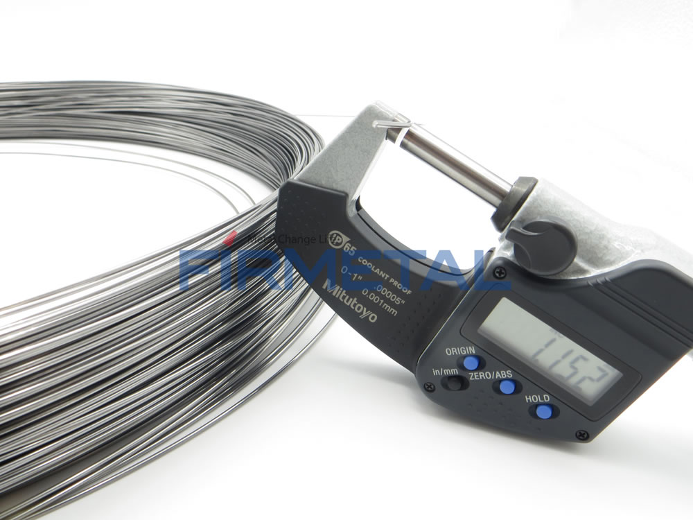 Niobium Wire Professional Manufacturer Firmetal