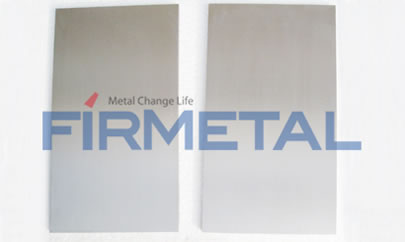 Titanium sheet plate Professional manufacturer : Firmetal